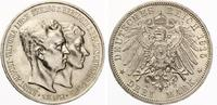 1915  3 Mark Braunschweig Lüneburg vz/st  225,00 EUR  Excl. 7,00 EUR Verzending