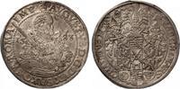 SACHSEN KURFÜRSTENTUM Reichstaler 1583 August 1553-1586 Taler
