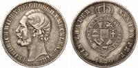 1870  Mecklenburg Strelitz Vereinstaler 1870 Friedrich Wilhelm ss  115,00 EUR  +  7,00 EUR shipping