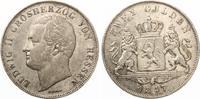 1847  Hessen Doppelgulden 1847 Ludwig II 1830-1848 ss sauber entfernte... 125,00 EUR  +  7,00 EUR shipping