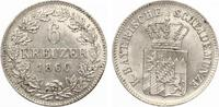 1866  Bayern 6 Kreuzer 1866 Bayrische Scheidemünze gutes vz selten  125,00 EUR  +  7,00 EUR shipping