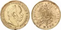 1878  5 Mark Preussen Wilhelm I GOLD ss Fassungspuren  200,00 EUR  +  7,00 EUR shipping