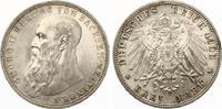 1908  3 Mark Sachsen Meiningen vz-st  300,00 EUR  Excl. 7,00 EUR Verzending