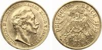 1913  20 Mark Preussen Wilhelm II vz/prägefrisch min Rf  365,00 EUR  +  7,00 EUR shipping