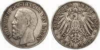 1899  2 Mark Baden ss  75,00 EUR  +  7,00 EUR shipping