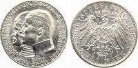1904  2 Mark Hessen Ernst Ludwig Jaeger 74 vz-st  80,00 EUR  Excl. 7,00 EUR Verzending