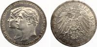 1903  5 Mark Sachsen Weimar Eisenach Jaeger 159 vz/prägefrisch  285,00 EUR  Excl. 7,00 EUR Verzending