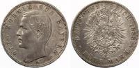1888  5 Mark Bayern Otto  Jaeger 44 selten vz  850,00 EUR  +  7,00 EUR shipping