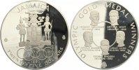 1980  25 Dollars Jamaika  Olympische Spiele 1980 136,08 g 925er Silber... 200,00 EUR  +  7,00 EUR shipping