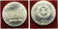 1975  20 Mark Bach f.st kl. Kratzer  55,00 EUR  Excl. 7,00 EUR Verzending