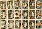 o.D  Coblenz Lützel Turnverein 3 x 50 Pfennig - 1 Mark Mehl 234.1 komp... 65,00 EUR  Excl. 7,00 EUR Verzending