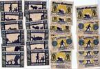 1921  Gollnow Golenlow Polen 6 x 50 Pfennig - 75 Pfennig  Mehl 453.5 k... 90,00 EUR  Excl. 7,00 EUR Verzending