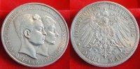 1915  3 Mark Braunschweig Lüneburg vz/prägefrisch  215,00 EUR210,00 EUR  +  7,00 EUR shipping