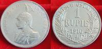 1910  1 Rupie Ostafrika SS  65,00 EUR  +  7,00 EUR shipping
