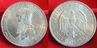1927  3 Mark Uni Tübingen vz-st kl. Rf  385,00 EUR  +  7,00 EUR shipping
