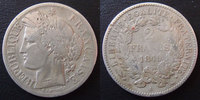 1849 A France 2 francs Cérès 1849 A Paris, 2e République, G.522 TB+ s+... 45,00 EUR  +  6,00 EUR shipping