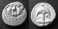 Thrace Appolonia Pontica THRACE, Appolonia Pontica, drachme 5/4e sièc... 65,00 EUR  plus 6,00 EUR verzending