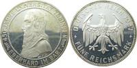 """5 Mark 1927 F Deutschland J329 5 Mark Eberhard im Bart """"F"""" PP  695,00 EUR  +  12,95 EUR shipping"""