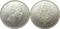 5 Mark 1874 D Deutschland Bayern J42 5 Mark Ludwig II. 'D' vz/st ... 435,00 EUR  +  12,95 EUR shipping
