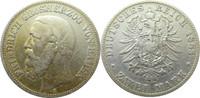 "2 Mark 1883 G Deutschland Baden J26 2 Mark Friedrich I. ""G"" ss  275,00 EUR  +  12,95 EUR shipping"