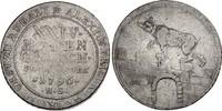 Anhalt-Bernburg 24 Mariengroschen Alexius Friedrich Christian 1796-1834