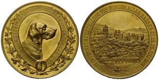 Heidelberg, Vergold. Br.-Med. 1901 st 2. I...