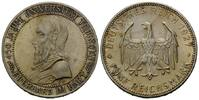 Weimarer Republik, 5 Mark 1927 F st fein Universität Tübingen, 595,00 EUR  +  shipping