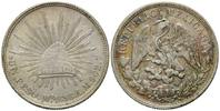 Mexiko, Peso 1898 1898 Mo/AM ss Republik, seit 1821, 54,00 EUR incl. VAT.,  +  shipping