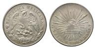 Mexiko, Peso Republik, seit 1821,