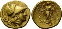 Griechenland, Makedonien, AV Stater Philipp III.,