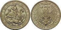 Preussen, 3 Mark 100 Jahre Mansfeld,