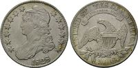 50 Cents 1828 USA, Liberty Caped, ss-vz  180,00 EUR  +  9,90 EUR shipping