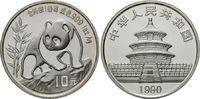 10 Yuan 1990 China, Panda, st  69,00 EUR  +  9,90 EUR shipping
