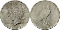 Dollar 1922 USA, Peace, vz+  48,00 EUR  +  9,90 EUR shipping