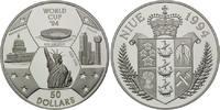 50 Dollars 1994, Niue,  PP  135,00 EUR  +  9,90 EUR shipping