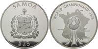 25 Tala 1998, Samoa, Fußball-WM 1998 in Frankreich, PP  190,00 EUR  +  9,90 EUR shipping