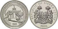 10 Dollars 2006, Sierra Leone, Fußball-WM 2006 in Deutschland, PP  29,00 EUR  +  9,90 EUR shipping