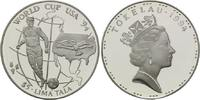 5 Lima Tala 1994, Tokelau, Fußball-WM 1994, PP  25,00 EUR  +  9,90 EUR shipping