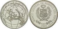 Sol 2004, Peru, Fußball-WM 2006 in Deutschland, PP  25,00 EUR  +  9,90 EUR shipping