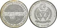 500 Saharaui-Pesetas 1993, Sahara, Fußball-WM 1994, PP  29,00 EUR  +  9,90 EUR shipping