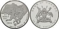 10000 Schilling 1994, Uganda, Fußball-WM 1994, PP  22,00 EUR  +  9,90 EUR shipping