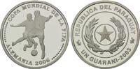 Guarani 2003, Paraguay, Fußball-WM 2006 in Deutschland, PP  25,00 EUR  +  9,90 EUR shipping