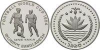 Taka 1993, Bangladesch, Fußball-WM 1994, PP  29,00 EUR  +  9,90 EUR shipping