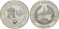 15000 Kip 2004, Laos, Fußball-WM 2006 in Deutschland, PP  29,00 EUR  +  9,90 EUR shipping