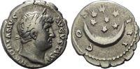 AR Denar 125-128, Römisches Reich, Hadrian...