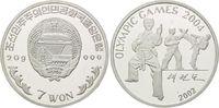 7 Won 2002, Nord Korea, Olympische Spiele Athen 2004 - Taekwando, l.anl... 26,00 EUR  +  9,90 EUR shipping