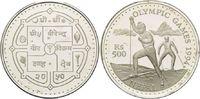 500 Rupien 1994, Nepal, Olympiade Lillehammer 1994 - Skilangläufer, l.b... 26,00 EUR  +  9,90 EUR shipping