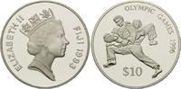10 Dollars 1993, Fidschi Inseln, Olympische Spiele Atlanta 1996 - Judok... 26,00 EUR  +  9,90 EUR shipping