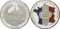50 Kip 1996, Laos, Fußball WM 98 Frankreich, Farbmünze, Stadion vor Fra... 19,00 EUR  +  9,90 EUR shipping