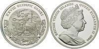 20 Dollars 2004, Jungferninseln, Olympische Spiele in Athen 2004, Etui,... 65,00 EUR  +  9,90 EUR shipping